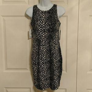 NWT black and white Tart Jolie mini tank dress XS